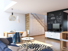 Apartment in Oslo, Norway