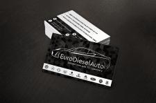 Візитка для EuroDieselAuto