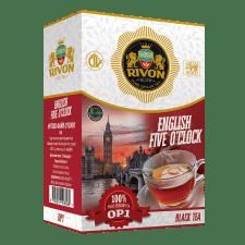 Упаковка чай «Rivon»