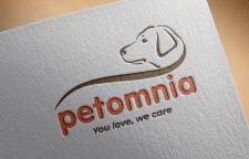 Логотип магазина для животных