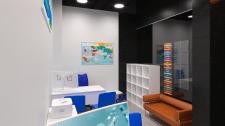 Дизайн и визуализация небольшого офиса