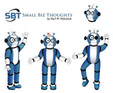 Разработка талисмана (mascot design)