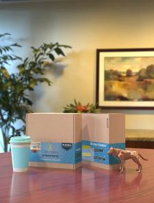 LikeBox. Визуализация подарочных упаковок.