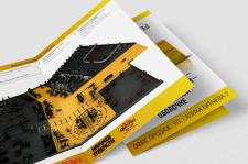 Разработка дизайна рекламного проспекта