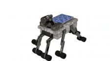 3Д Модель марсохода