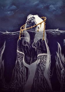 Иллюстрация для музыкального альбома