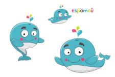 """Дизайн персонажа """"Евротойчик"""" для eurotoy.com.ua"""