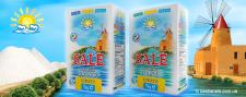 Дизайн упаковок для морской соли