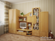 Визуализация мебели в интерьере