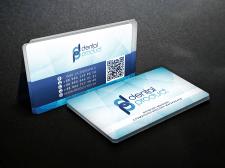 визитка для DentalProduct