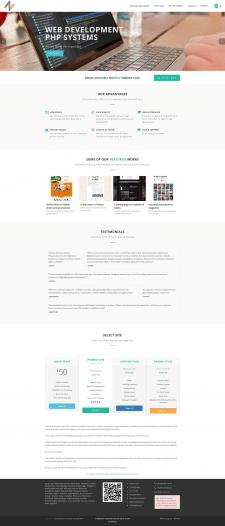 Создание самописного сайта на чистом PHP
