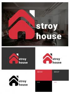 Логотип компании Stroy House