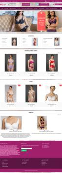 Интернет-магазин женского белья