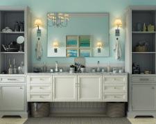 Дизайн интерьера ванной комнаты. г. Кременчуг.