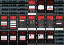 RedPager | UI/UX дизайн