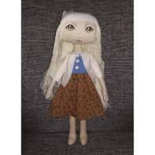 Кукла текстильная, кукла интерьерная, кукла ручной