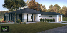 Cottage  Architectural design  3D Visualization