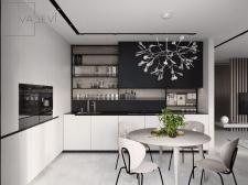 Дизайн проект 2-комнатной квартиры