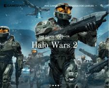 Интернет-магазин компьютерных игр GamesParati