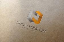 Логотип для студии декора Nuovo Decor