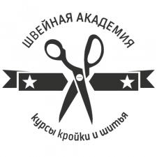 """Логотип для """"Швейная академия"""""""