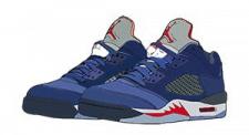 Отрисовка кроссовков для онлайн магазина B-SHOES