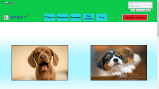 Более усовершенствованный проект на HTML/CSS/JS