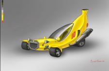Автомобіль-банан
