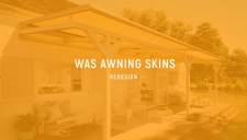 WAS Awning skins web site