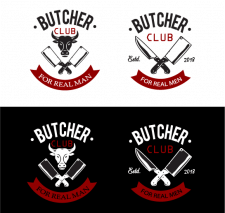 Logo • Butcher Club