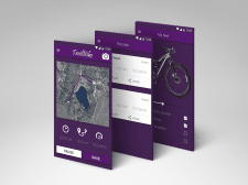 TrailBike - UI concept