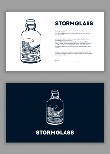 Logo for Stormglass_diary