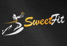 """LOGO """"SweetFit"""""""