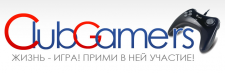 Логотип clubgamers