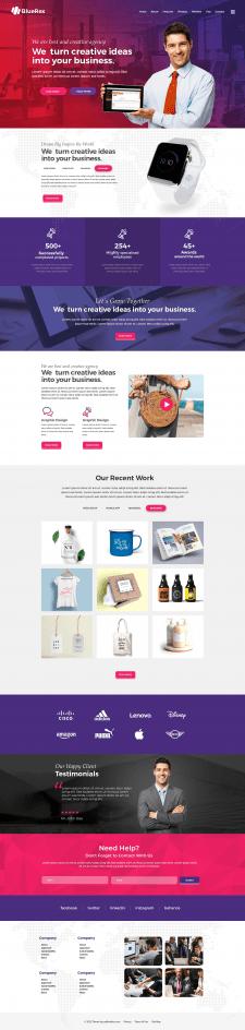 Creative Web Agency 01