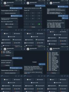 [Telegram-бот] Бот-инструментарий для трейдера