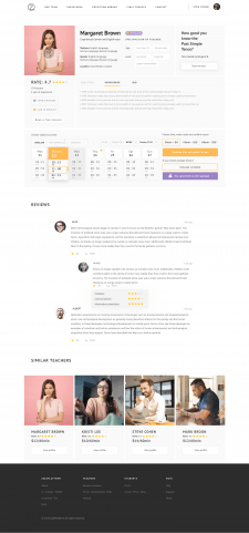 ZazaSchool Online Educational Platform