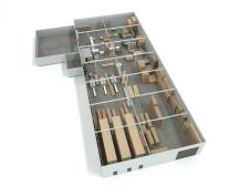 Моделирование складского помещения