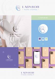 Логотип для бренда одежды