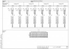 Схема соединений внешних проводок