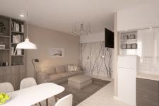 Дизайн квартиры в Харькове