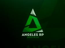 """Логотип """"ANGELES RP"""""""