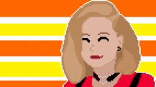 Портрет в стиле Pixel-art