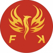 Логотип FK