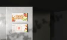 логотип + визитки