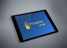 Логотип для сайта типографии