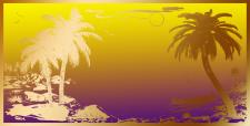 Море, пальмы