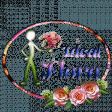 Логотип для интернет-магазина цветов