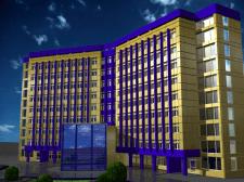 Моделирование здания