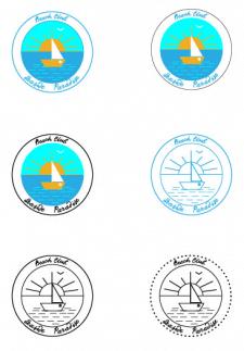 Розробка логотипу для Пляжного Клубу